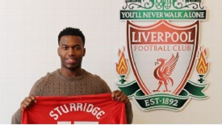Daniel Sturridge will be hoping to make a positive start to life at Liverpool in the FA Cup