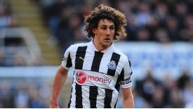 Fabricio Coloccini is happy to remain at Newcastle, his agent says