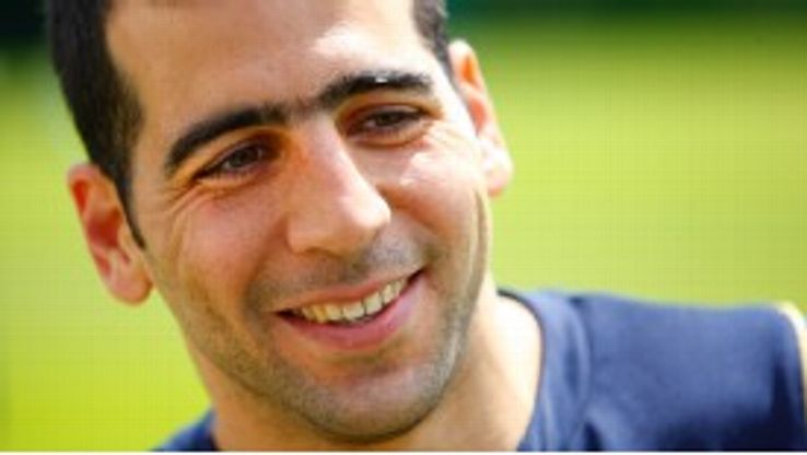 Tal Ben Haim has joined after being released from Portsmouth