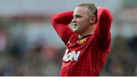 Rooney has formed a lethal strike partnership with Robin van Persie this season