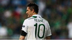 Robbie Keane could miss Ireland's World Cup qualifier against Austria