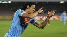 Edinson Cavani has been repeatedly linked with a move