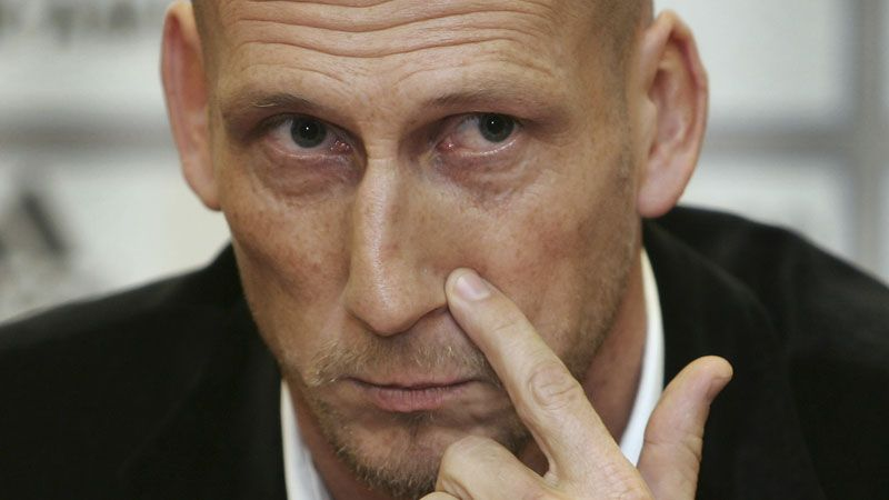 Stam spent the final year of his career at Ajax before retiring in 2007