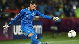 Maarten Stekelenburg is a Netherlands international