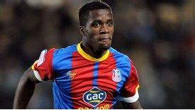 Zaha made his Palace debut as a 17-year-old in March 2010