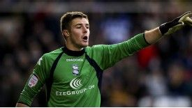 Jack Butland has already received international recognition from England and Great Britain