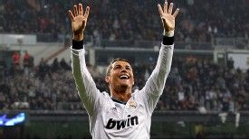 Ronaldo's hat-trick secured a 5-2 aggregate win for Real