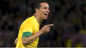 Leandro Damiao scored six goals for Brazil at the 2012 Olympic Games