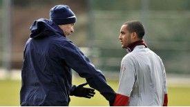 Arsene Wenger, Theo Walcott
