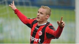 Sebastian Rode is attracting attention