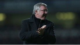 Ferguson had expected a far tighter title race