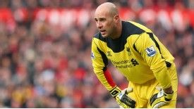 Reina has hit out at his team-mate's ban