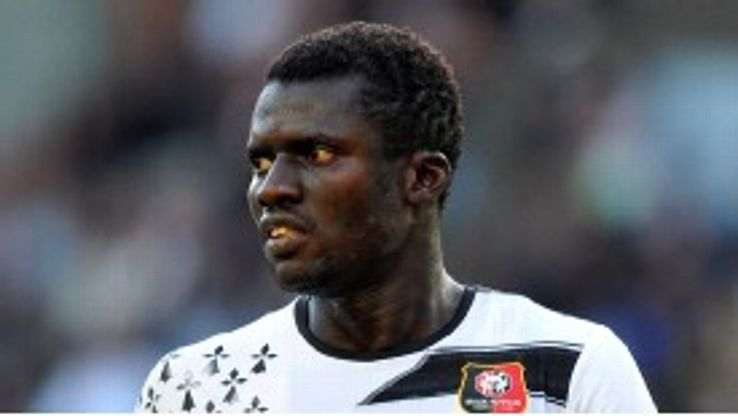 Abdou Mangane played for Rennes in 2010