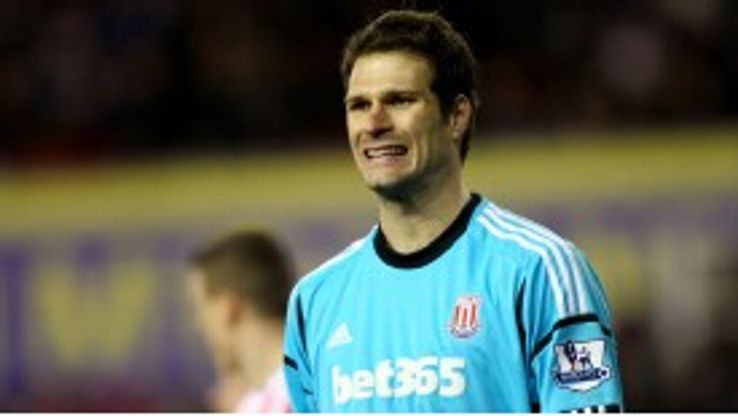 Asmir Begovic has been in impressive form this season