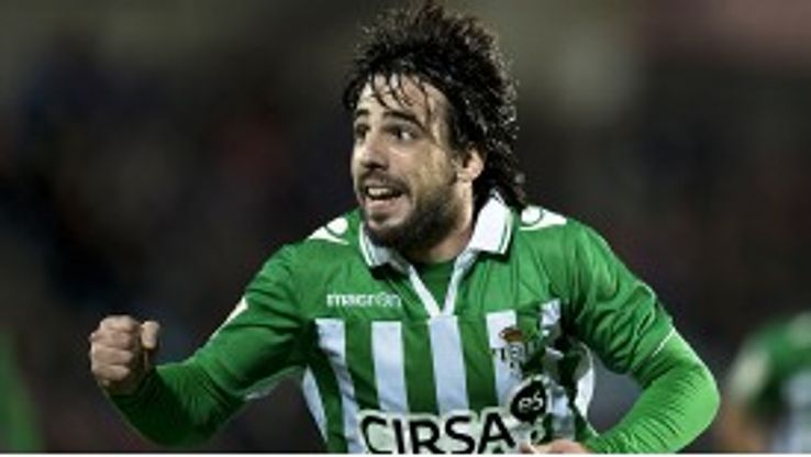 Benat: Betis' driving force