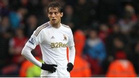 Michu is yet to win his first senior international cap for Sapin