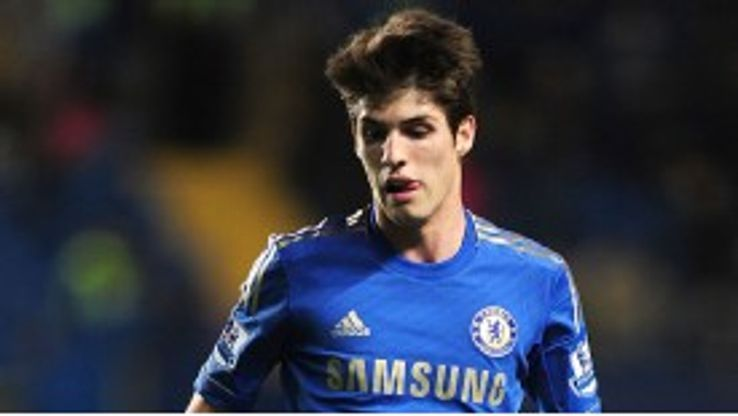 Lucas Piazon is at Malaga until the end of the season