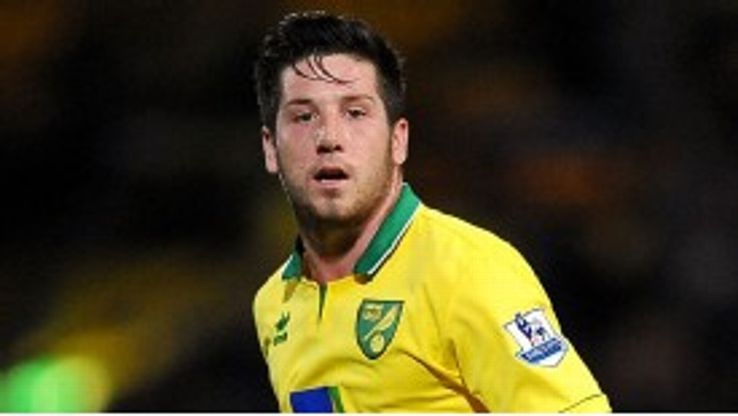 Jacob Butterfield struggled for game time at Norwich