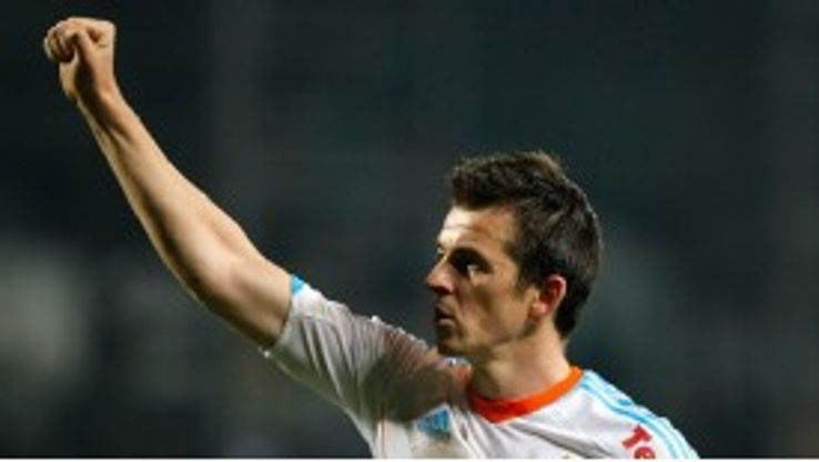 Joey Barton is relishing the chance to play for Marseille