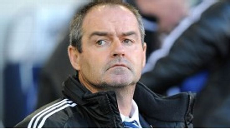 Steve Clarke is hoping to strengthen his side in the summer