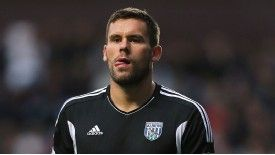 Ben Foster is looking to help West Brom grind out a victory over Aston Villa
