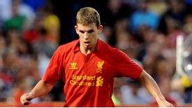 Jon Flanagan's season at Liverpool has been interrupted by injury