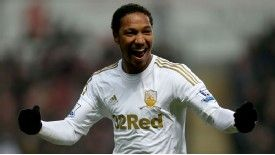 De Guzman is on loan at Swansea from Villareal