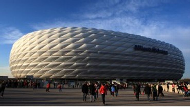 Munich's Allianz Arena hosted the 2012 Champions League final