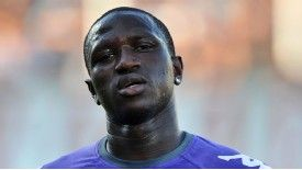Moussa Sissoko's contract at Toulouse expires in the summer
