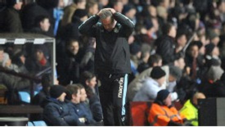 Paul Lambert believes Villa's draw with Fulham has not guaranteed their relegation