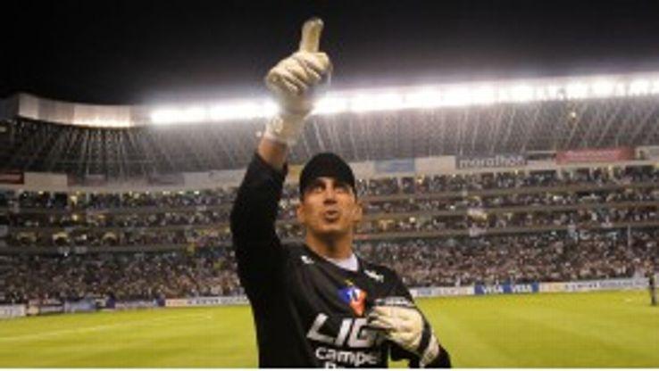 Jose Francisco Cevallos was a professional footballer himself