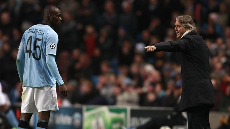 Harry Redknapp says he would not be able to cope with Mario Balotelli's attitude