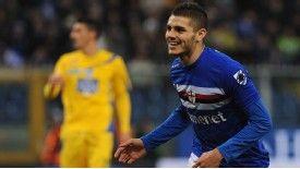 Mauro Icardi has made a big impression this season