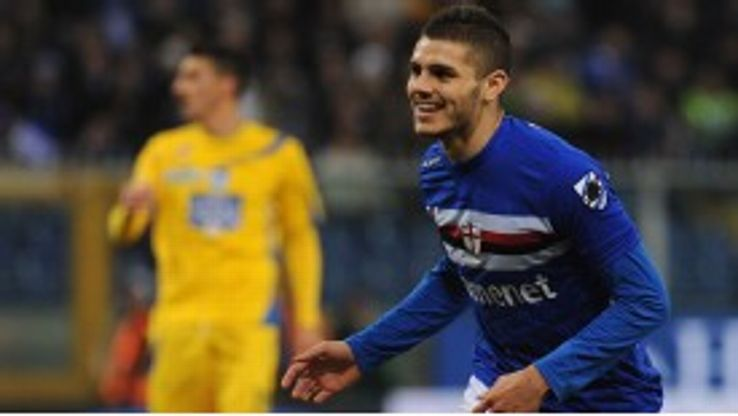 Mauro Icardi has made a big impression this season