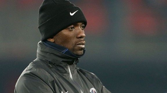 Claude Makelele won the Premier League twice with Chelsea
