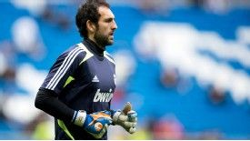 Diego Lopez doesn't want to leave Real Madrid this summer