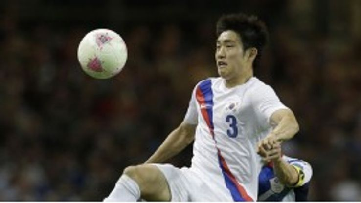 Yun Suk-Young is in the South Korea squad to play Croatia in February
