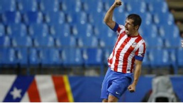 Emre has mainly appeared for Atletico Madrid in cup competitions this season