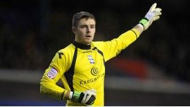 Jack Butland is an England international