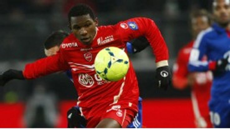 Nicolas Isimat-Mirin is a man in demand with Premier League clubs