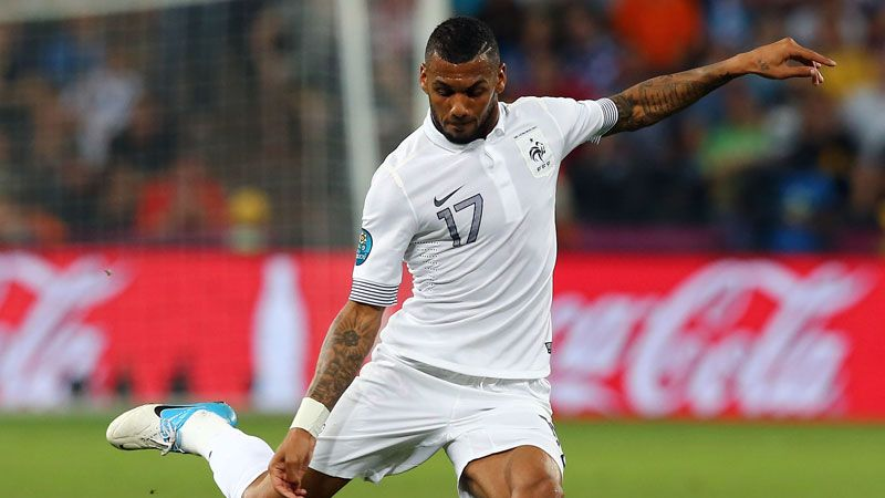 Yann M'Vila has recently swapped Rennes for Rubin Kazan