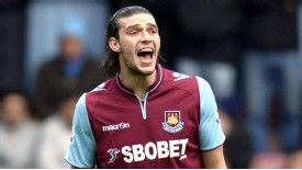 Andy Carroll scored the winner