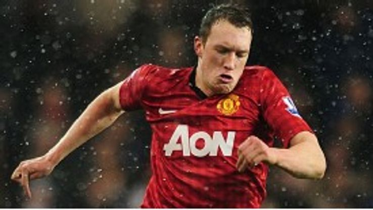 Manchester United haven't had a player as versatile as Phil Jones since Brian McClair