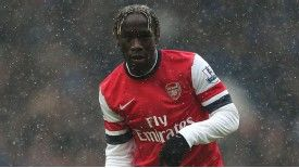 Bacary Sagna has suffered two broken legs during his Arsenal career