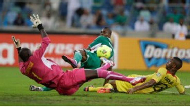 Brown Ideye slots home for Nigeria