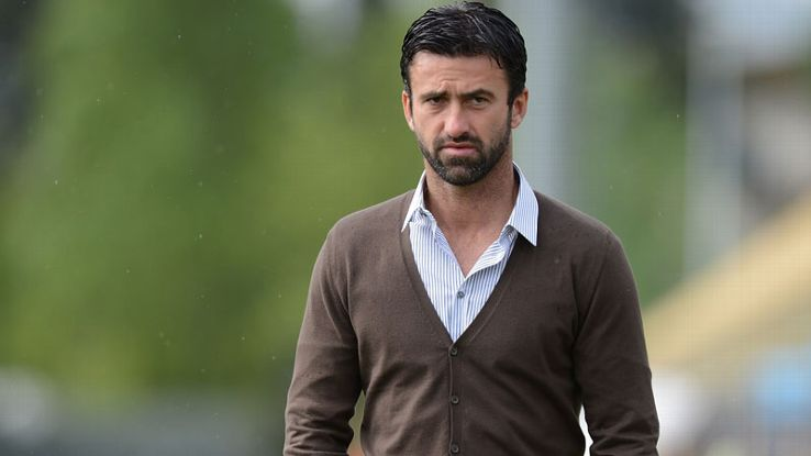 Panucci spent eight years at Roma as a player