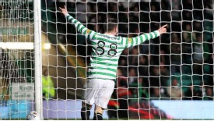 Gary Hooper, Celtic's leading goalscorer this season, is likely to be rested ahead of the Juve clash