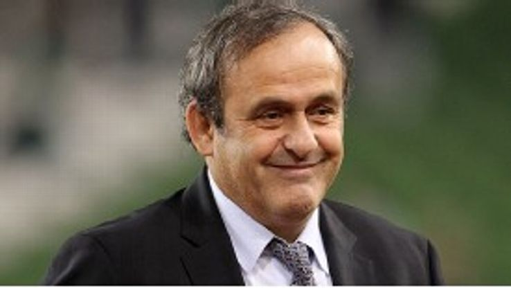 Michel Platini said he was pleased PSG had appointed a French coach