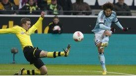 Son Heung-Min puts Hamburg 2-1 up at Borussia Dortmund