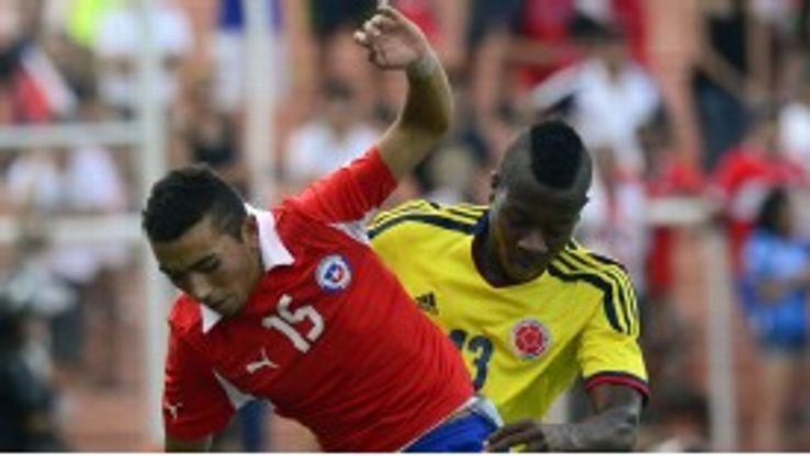 Cristian Cuevas is on Chelsea's radar